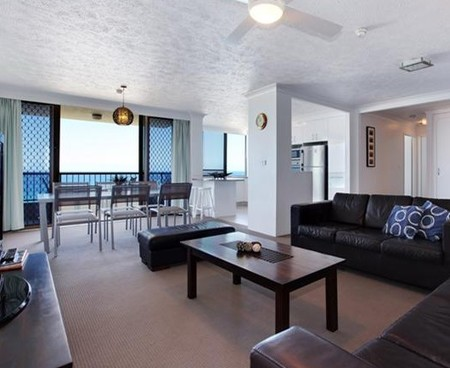 Southern Cross Luxury Apartments - Tweed Heads Accommodation