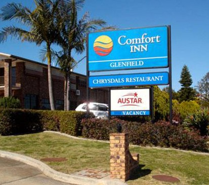 Comfort Inn Glenfield - Tweed Heads Accommodation