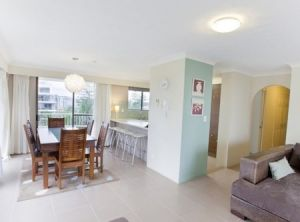 Capricornia Apartments - Tweed Heads Accommodation