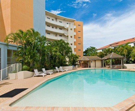 Rays Resort Apartments - Tweed Heads Accommodation