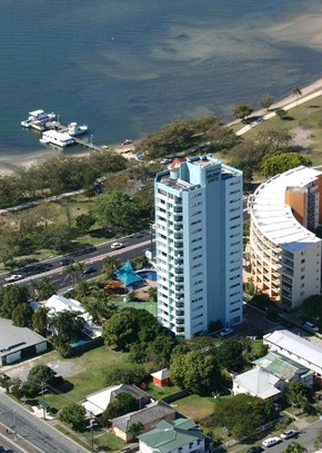 Palmerston Tower - Tweed Heads Accommodation