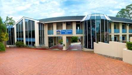 Best Western Twin Towers Inn - Tweed Heads Accommodation