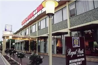 Regal Park Motor Inn - Tweed Heads Accommodation
