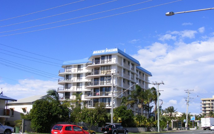 Beach Palms Holiday Apartments - Tweed Heads Accommodation