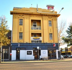 The Spencer City Central Hotel - Tweed Heads Accommodation