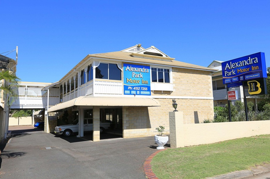 Alexandra Park Motor Inn - Tweed Heads Accommodation