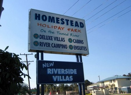 Homestead Holiday Park