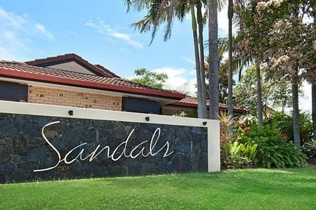 Sandals - Tweed Heads Accommodation