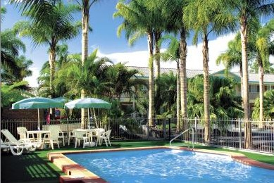 Forster Palms Motel - Tweed Heads Accommodation