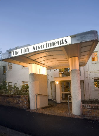 The Lido Boutique Apartments - Tweed Heads Accommodation