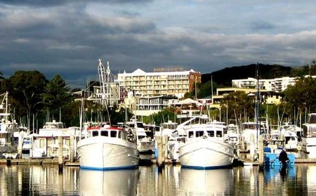 Marina Resort - Tweed Heads Accommodation