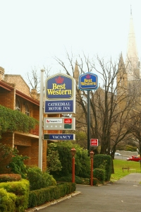 Best Western Cathedral Motor Inn - Tweed Heads Accommodation
