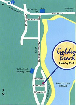 Golden Beach Holiday Park - Tweed Heads Accommodation