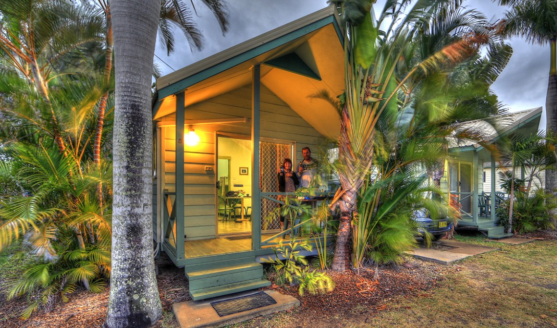 Harbour View Tourist Park - Tweed Heads Accommodation