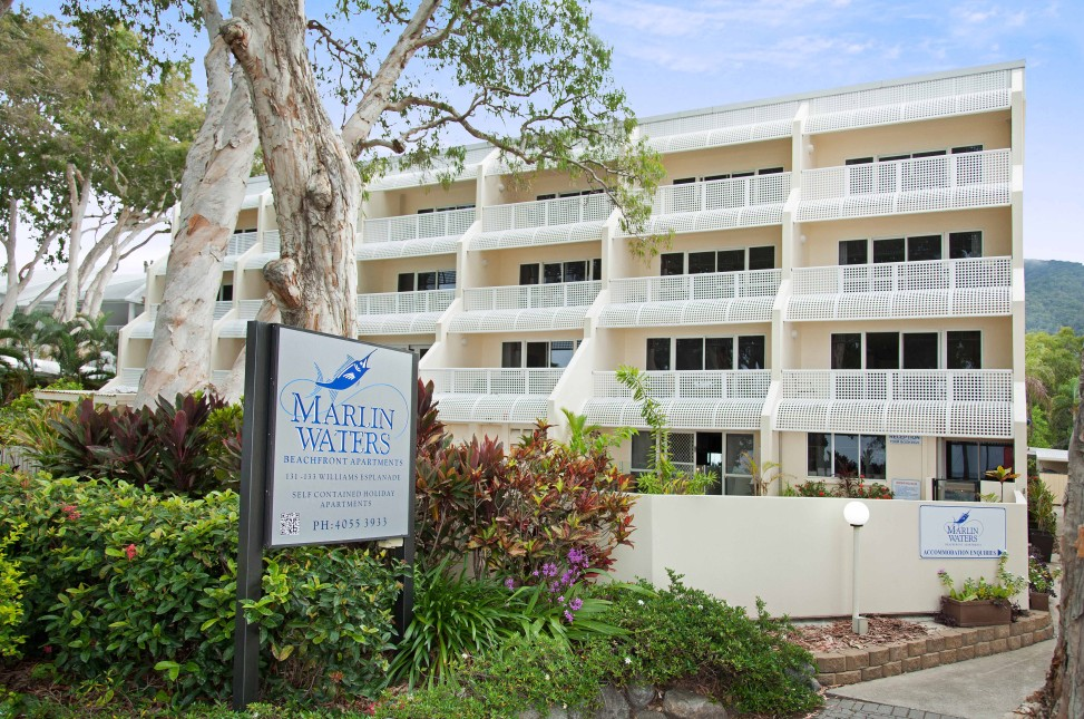 Marlin Waters Beachfront Apartments - Tweed Heads Accommodation