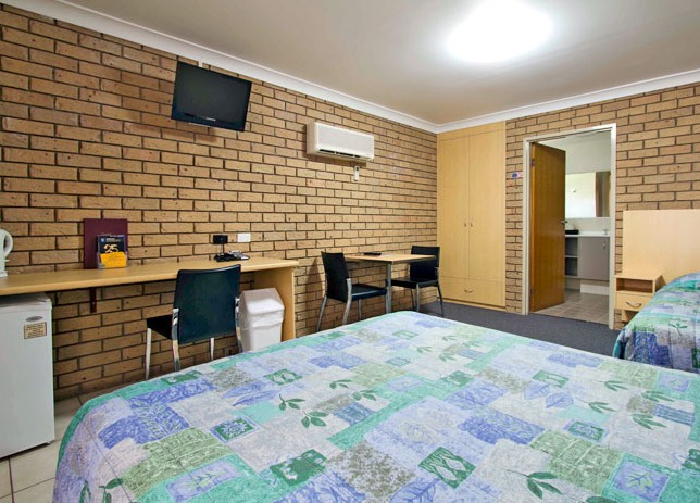 Sunray Motor Inn Toowoomba - Tweed Heads Accommodation
