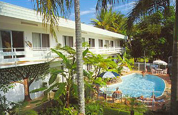 Silvester Palms Holiday Apartments - Tweed Heads Accommodation