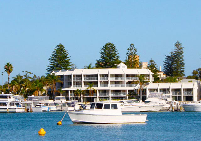 Pier 21 Apartment Hotel Fremantle - Tweed Heads Accommodation