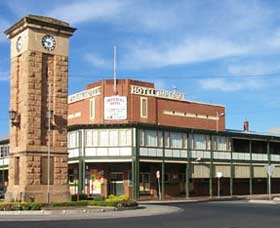 Imperial Hotel Coonabarabran - Tweed Heads Accommodation
