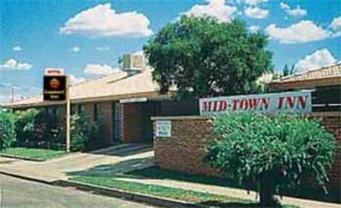 Comfort Inn - Mid Town - Tweed Heads Accommodation