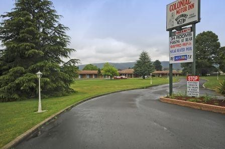 Colonial Motor Inn - Lithgow - Tweed Heads Accommodation