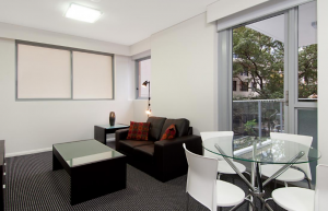 Astra Apartments Parramatta - Tweed Heads Accommodation