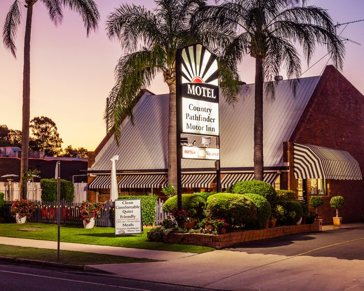 Country Pathfinder Motor Inn - Tweed Heads Accommodation