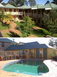 Pioneer Motel Kangaroo Valley - Tweed Heads Accommodation