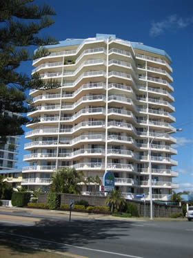 Meridian Tower - Tweed Heads Accommodation