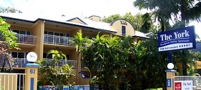 The York Beachfront Holiday Apartments - Tweed Heads Accommodation