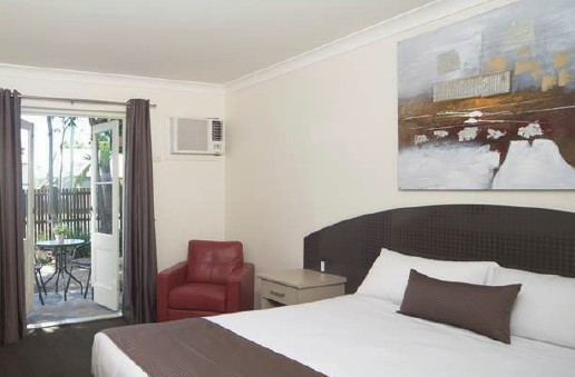 Waterloo Bay Motel - Tweed Heads Accommodation