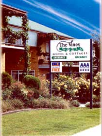 The Vines - Tweed Heads Accommodation