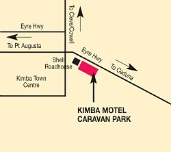 Kimba Motel Caravan Park - Tweed Heads Accommodation