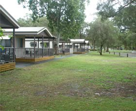 Beachfront Caravan Park - Tweed Heads Accommodation