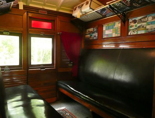 Mt Nebo Railway Carriage amp Chalet - Tweed Heads Accommodation