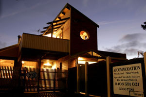 Black Dolphin Luxury Accommodation - Tweed Heads Accommodation