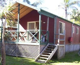 A Paradise Park Cabins - Tweed Heads Accommodation
