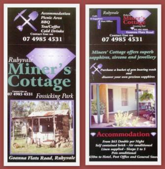Miner's Cottage - Tweed Heads Accommodation