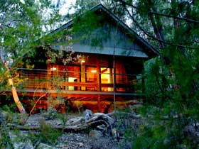 Girraween Environmental Lodge Ltd - Tweed Heads Accommodation