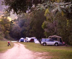 Mt Warning Holiday Park - Tweed Heads Accommodation