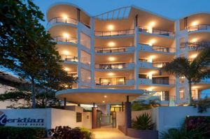 Meridian Alex Beach Apartments - Tweed Heads Accommodation