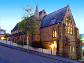 Pendragon Hall - Hobart church - Tweed Heads Accommodation
