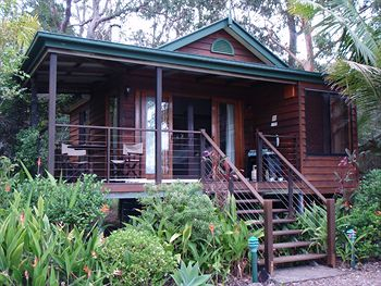 Lake Weyba Cottages Noosa - Tweed Heads Accommodation