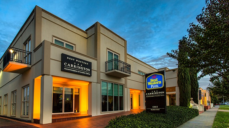 BEST WESTERN PLUS The Carrington - Tweed Heads Accommodation