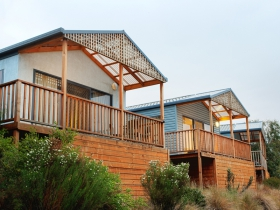 Discovery Holiday Parks Hobart Cosy Cabins - Tweed Heads Accommodation