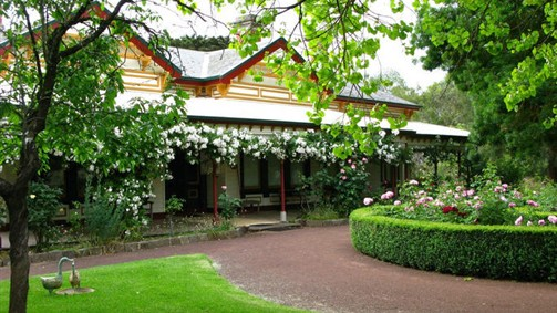 Quamby Homestead - Tweed Heads Accommodation