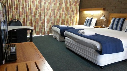 Barooga Country Inn Motel - Tweed Heads Accommodation