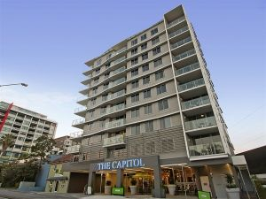 The Capitol Apartments - Tweed Heads Accommodation