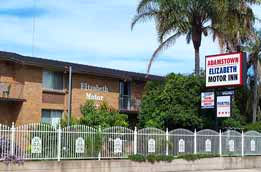 Adamstown Elizabeth Motor Inn - Tweed Heads Accommodation