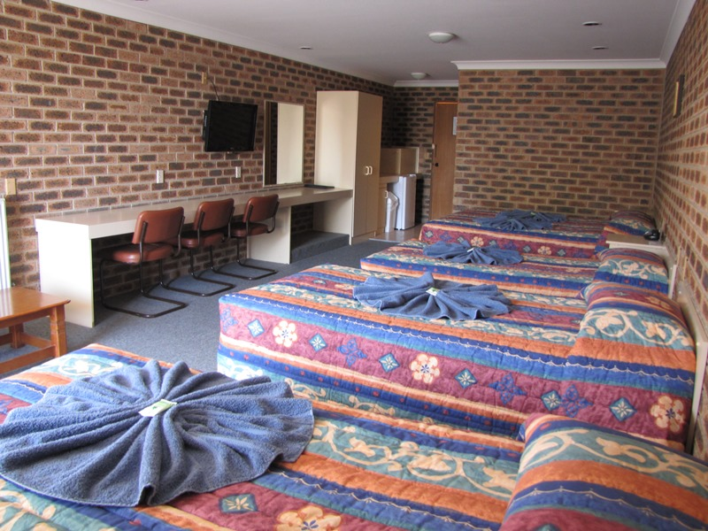 Big Trout Motor Inn - Tweed Heads Accommodation